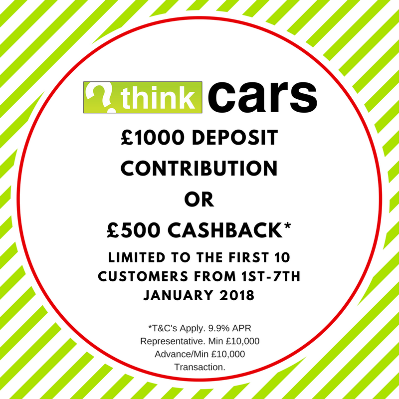 A New Year Treat From Think Cars