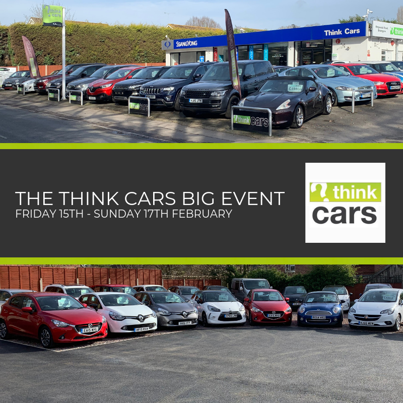 The Think Cars Big Event