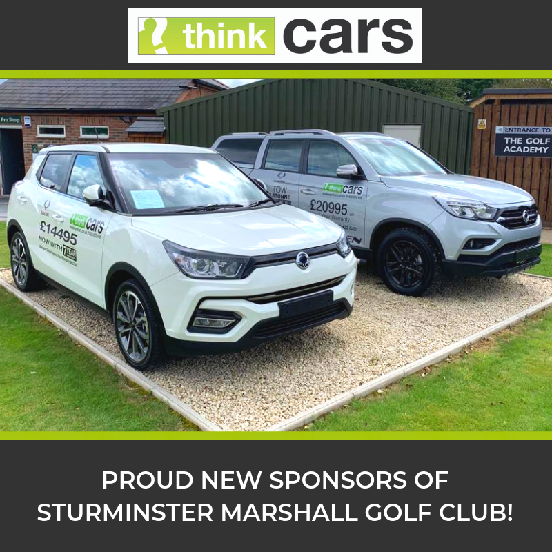 Proud New Sponsors of Sturminster Marshall Golf Club