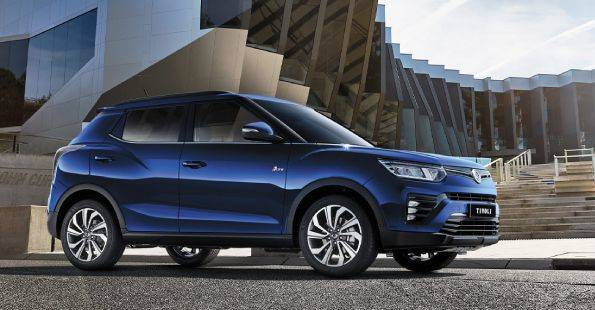New SsangYong Offers