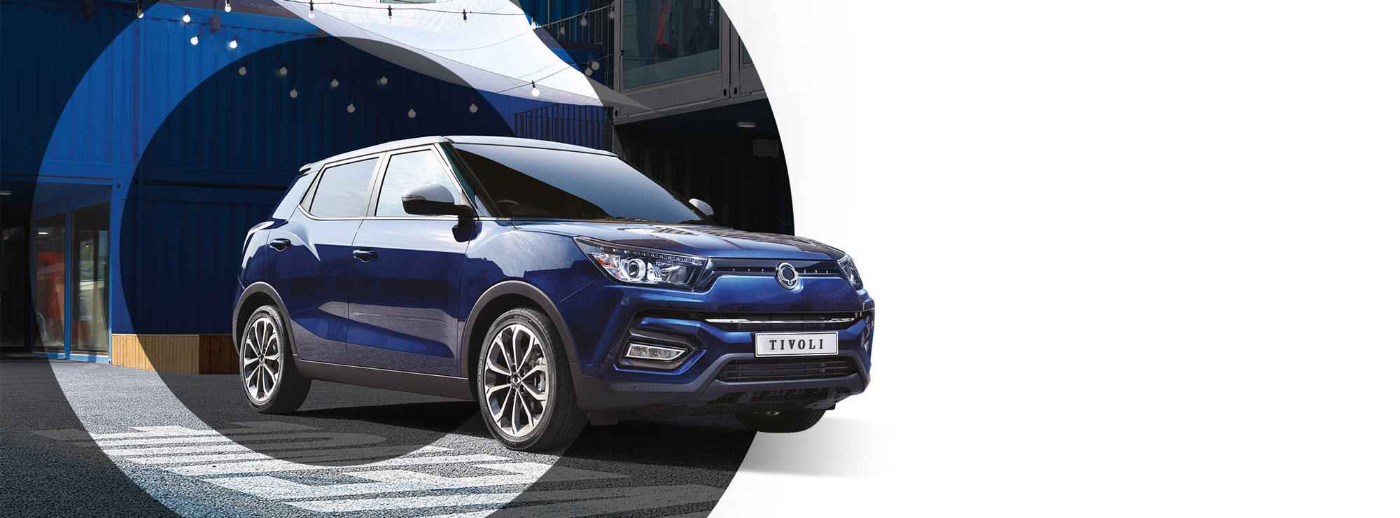 <strong>Tivoli</strong><br/><small>0% APR<br />Hire Purchase</small>